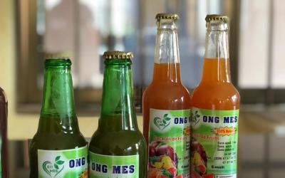 Bénin : Parfaite Segoun Gbessinon veut redynamiser le marché de jus de fruits par le bio
