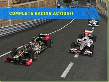 gioco f1 iphone
