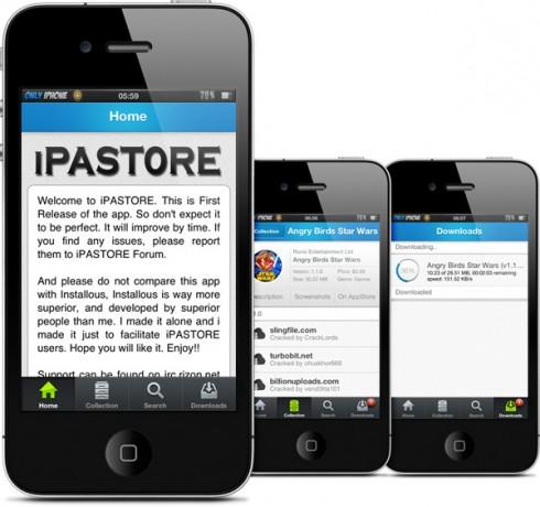 iPastore Download applicazioni gratis per iOS