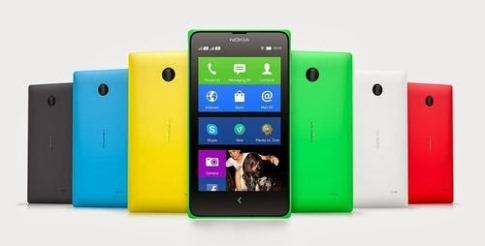 Nokia-X-Androd