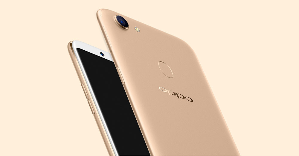 OPPO F5 Launched in Pakistan – Check prices and availability