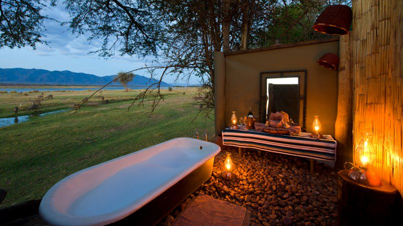 Outdoor Bathrooms The Ultimate In Glamping Breathe Bell Tents Australia Breathe Bell Tents