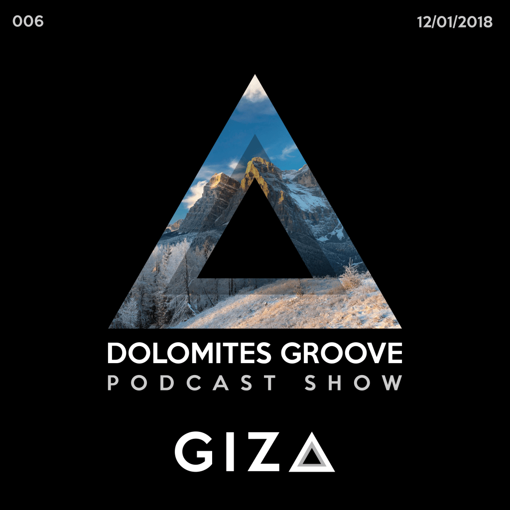 Dolomites Groove Podcast Show – 12/01/2018