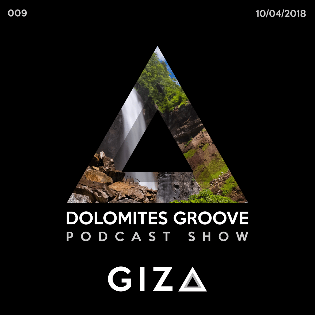 Dolomites Groove Podcast Show 10/04/2018