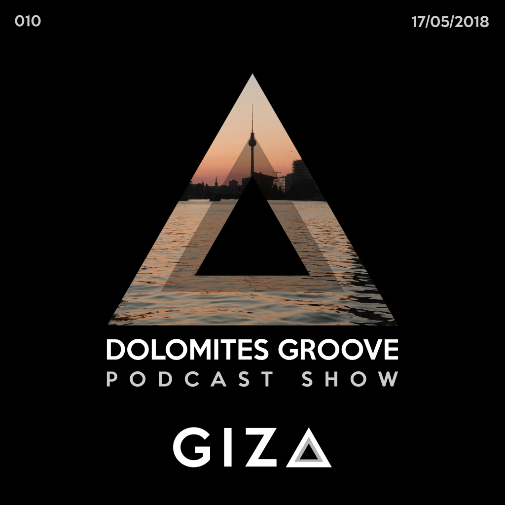 Dolomites Groove Podcast Show 17/05/2018
