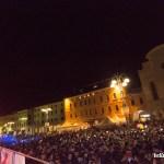 Le foto del Capodanno BellunoLaNotte in Piazza dei Martiri a Belluno