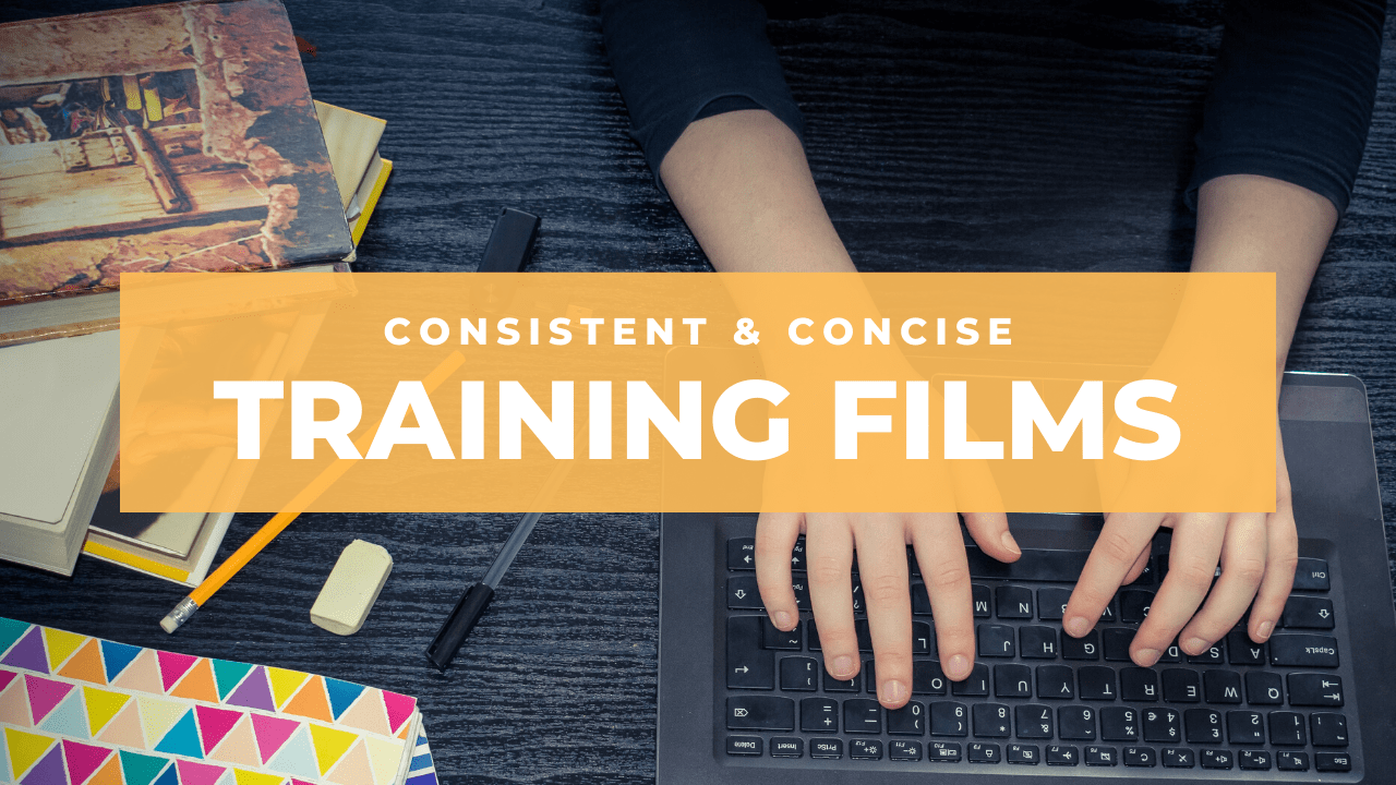 Training Film Creation
