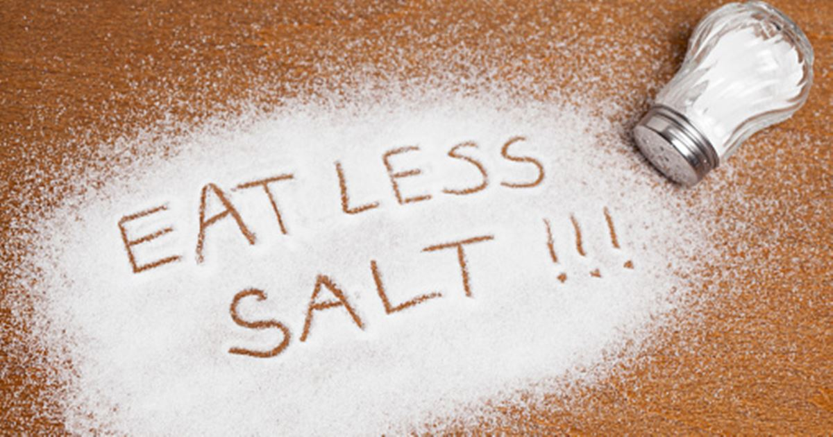 Why It S So Important That You Reduce Your Salt Intake