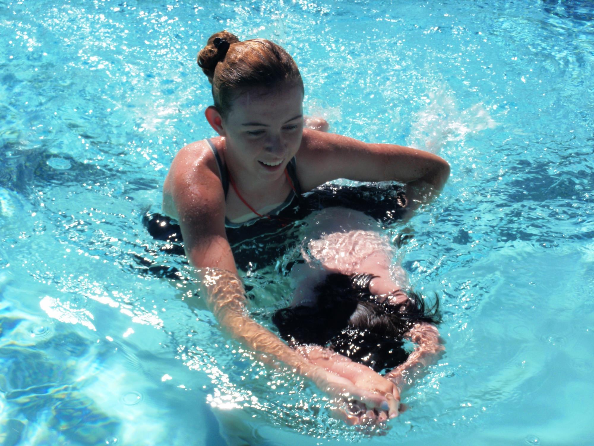 Summer Aquatics At Carlmont High School City Of Belmont