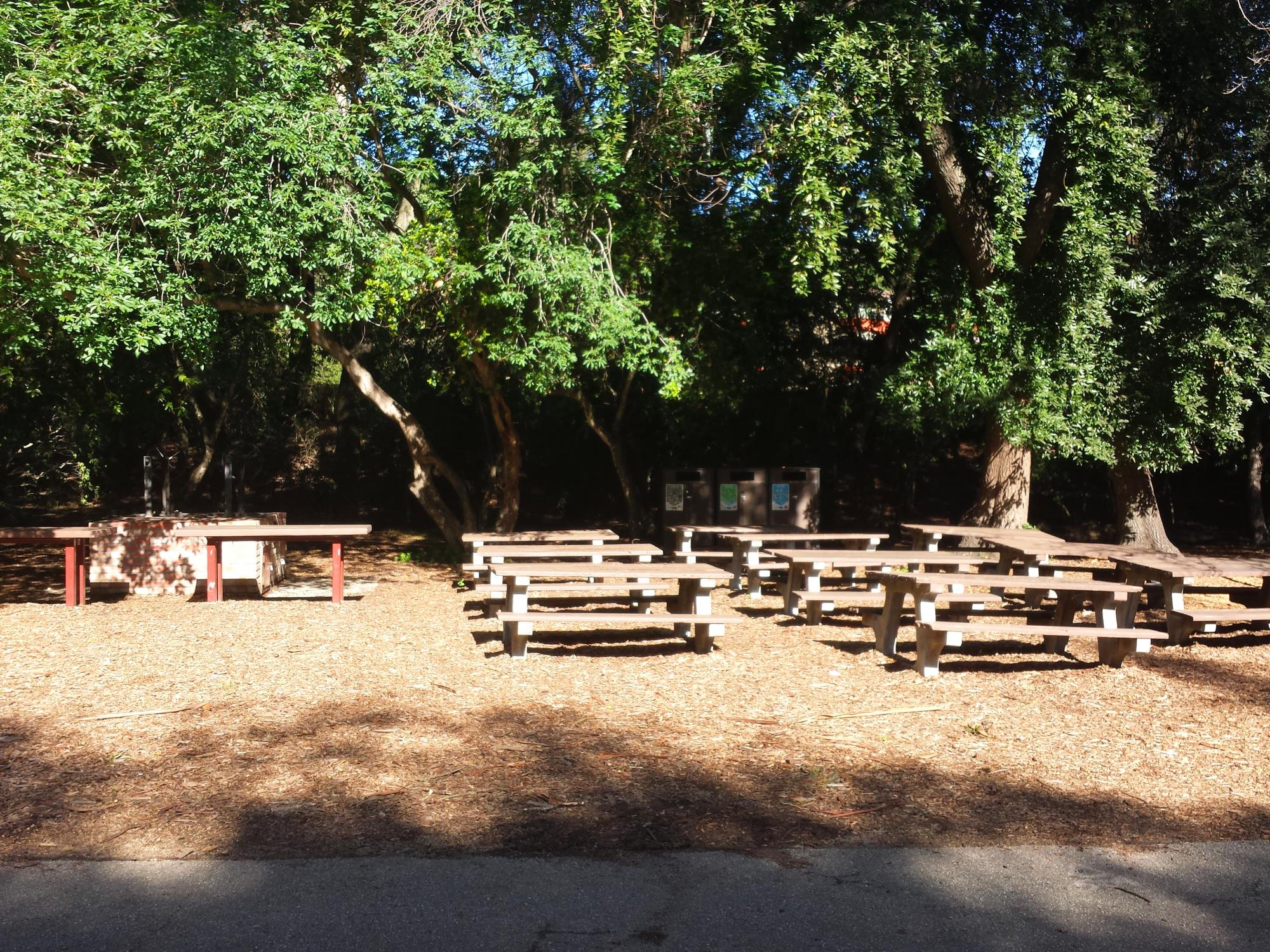 Facilities Amp Picnic Areas Directory City Of Belmont