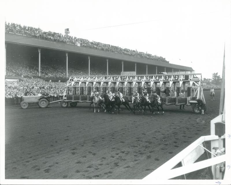 Historical Belmont Park Belmont Stakes
