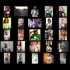 F&CK Cancer Montage Group 17
