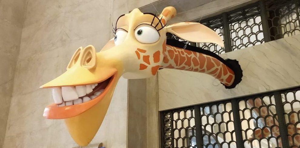 DreamWorks Animation – Uma Jornada do Esboço à Tela