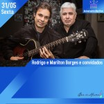 Aniversário de Marilton Borges e Jazz Night com trio Jazz a Três agitam a programação semanal do Bar do Museu Clube da Esquina