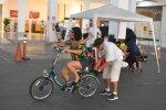 Minas Shopping oferece aulas gratuitas para pessoas aprenderem a pedalar nas férias de julho