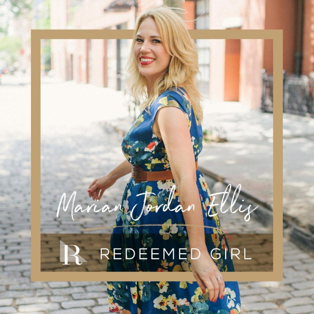 Redeemed Girl Christian women's podcast with speaker Marian Jordan Ellis