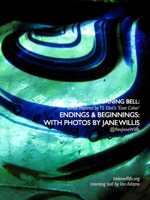 morning bell: endings & beginnings
