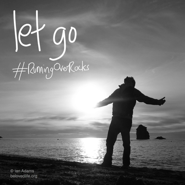 beloved life: let go (keep on letting go)