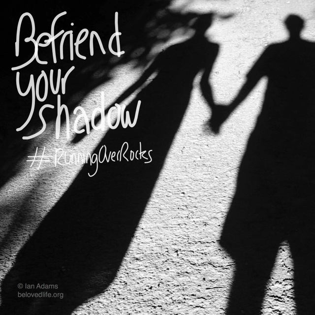 beloved life: befriend your shadow