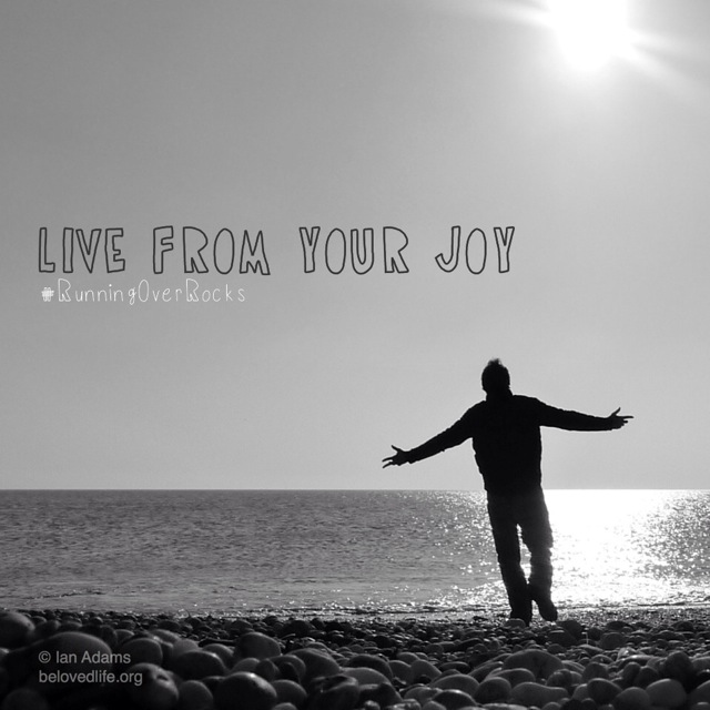 beloved life: live from your joy