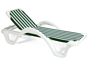 catalina sling chaise lounges pool