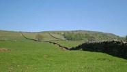 Looking from the valley towards the moors