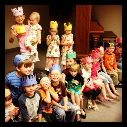 the kings and queens of story hour