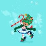 Fancy Nancy's Splendiferous Christmas at Adventure Theatre GIVEAWAY