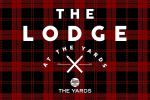 The Lodge at The Yards socially-distant outdoor dining experience