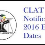 CLAT 2016 Notification Released: Apply Online Now