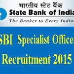 SBI SO Admit Card 2015 Released: Download SO hall ticket