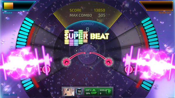Review: SUPERBEAT: XONiC (PS4)