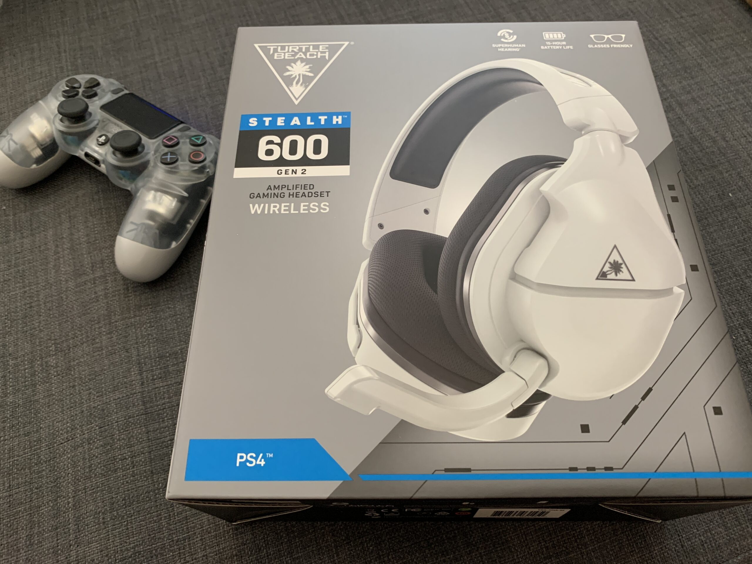 Review Turtle Beach Stealth 600 Gen 2 Wireless Gaming Headset Bemanistyle