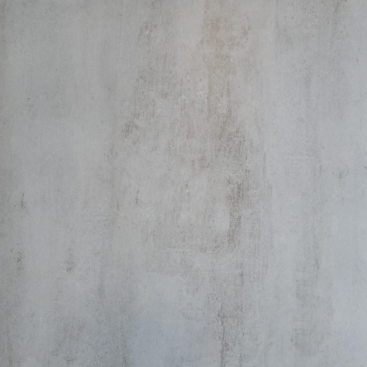 Concrete Light Gray Glazed Matte Finished Porcelain Tile