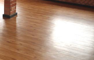 Limpeza de piso vinílico