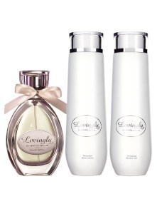 LR Lovingly by Bruce Willis Parfumset Set 3638