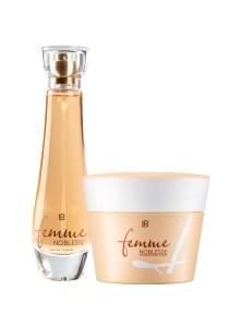 LR Femme Noblesse Parfumset Set