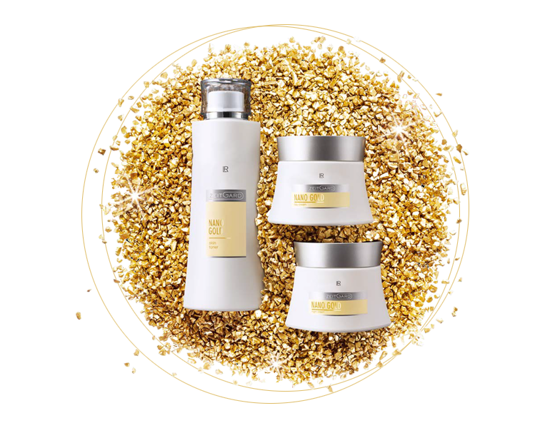 LR ZEITGARD Nano Gold Daily Care