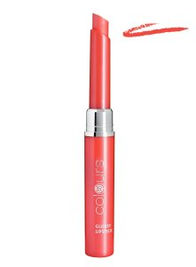 LR Colours Glossy Lipstick 3 Crystal Peach 10031-3