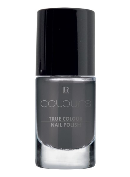 LR Colours Nail Polish 14 Smokey Grey 10400-14