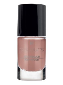 LR Colours Nail Polish 5 Toffee Cream 10400-5