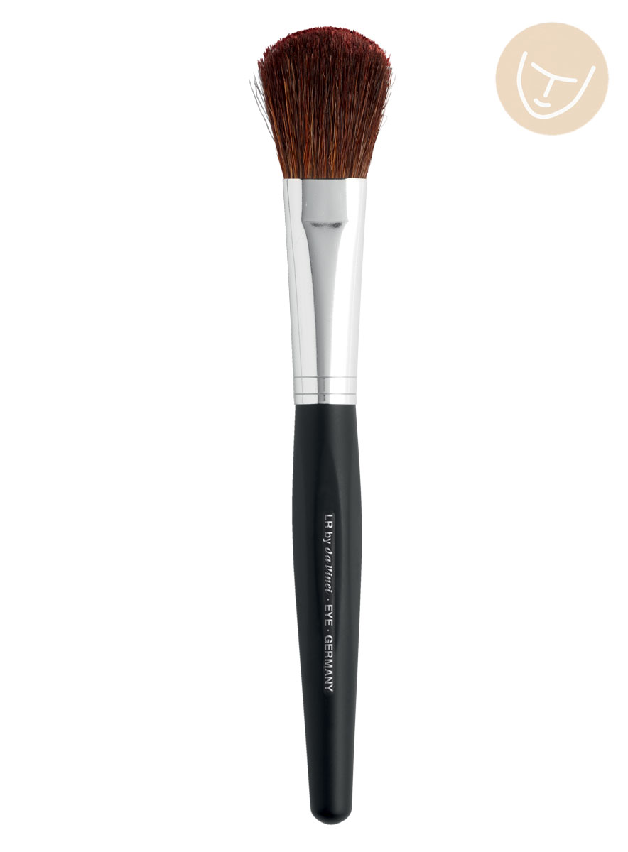 Blushborstel | Rougepenseel | LR by da Vinci Blusher Brush 40061