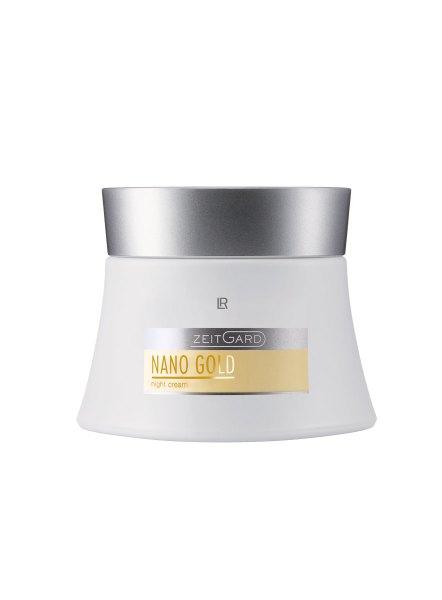 LR Zeitgard Nano Gold Night Cream