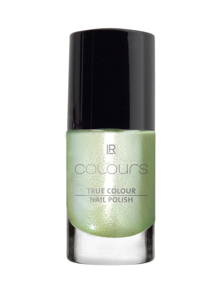 LR Colours True Colour Nail Polish Mint Green