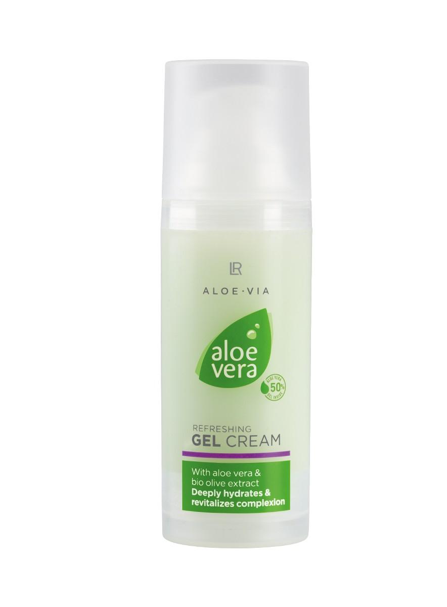 LR ALOE VIA Aloe Vera Refreshing Gel Cream