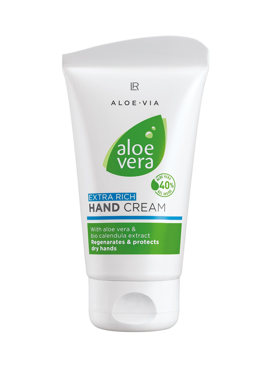 LR ALOE VIA Aloe Vera Extra Rich Hand Cream