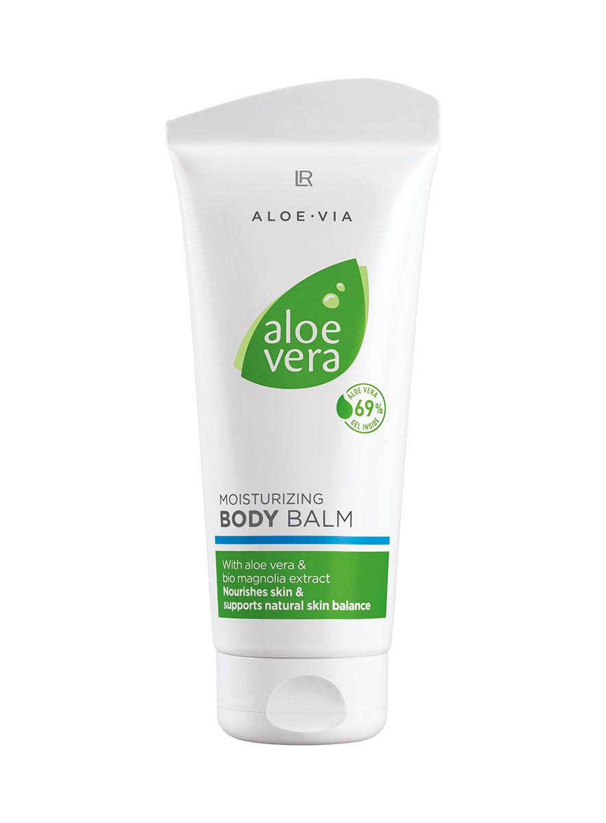 LR ALOE VIA Aloe Vera Moisturizing Body Balm
