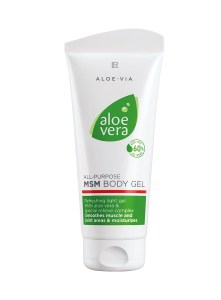 LR ALOE VIA Aloe Vera All-Purpose MSM Body Gel