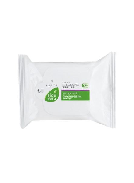 LR ALOE VIA Aloe Vera Caring Cleansing Tissues | Verzorgende reinigingsdoekjes