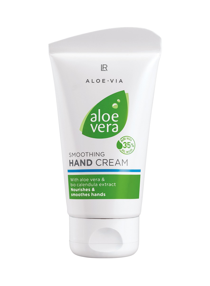 LR ALOE VIA Aloe Vera Smoothing Hand Cream